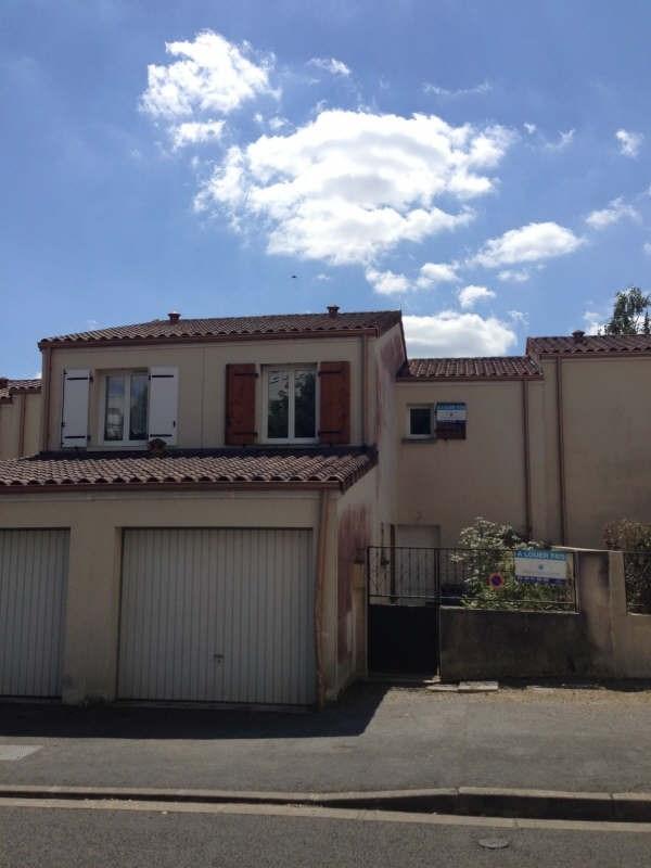 Rental house / villa Poitiers 580€ CC - Picture 1