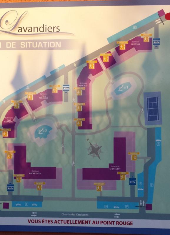 Vacation rental apartment Cavalaire sur mer 1300€ - Picture 22