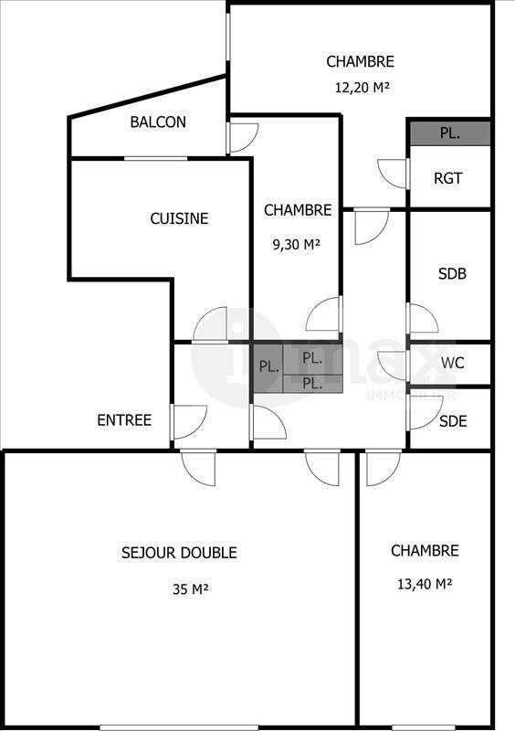 Vente appartement Asnieres sur seine 699000€ - Photo 5
