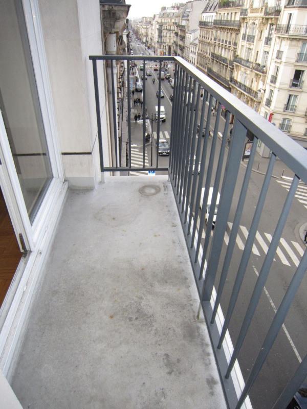 Rental apartment Paris 10ème 1262€ CC - Picture 6