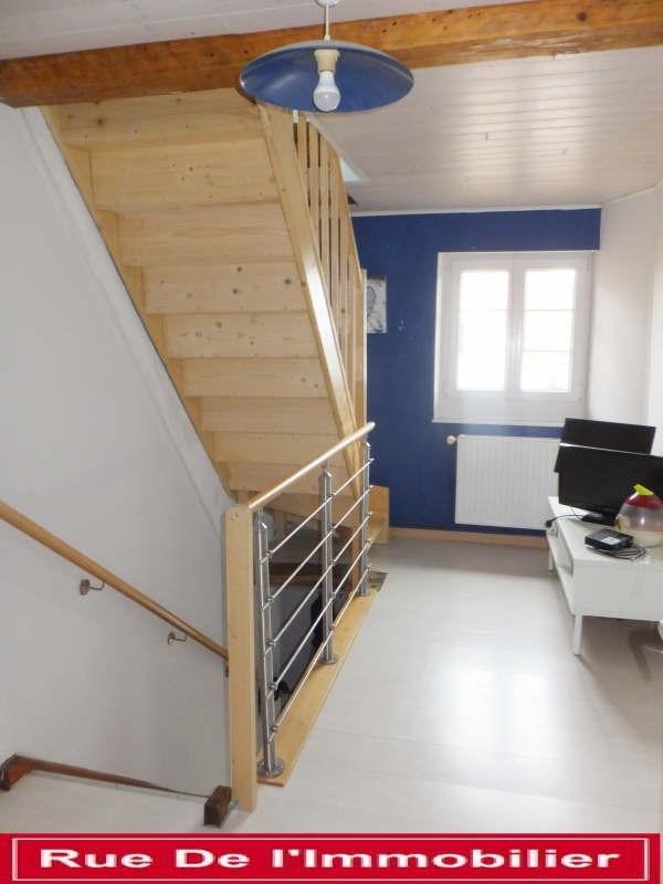 Vente maison / villa Uberach 177900€ - Photo 1