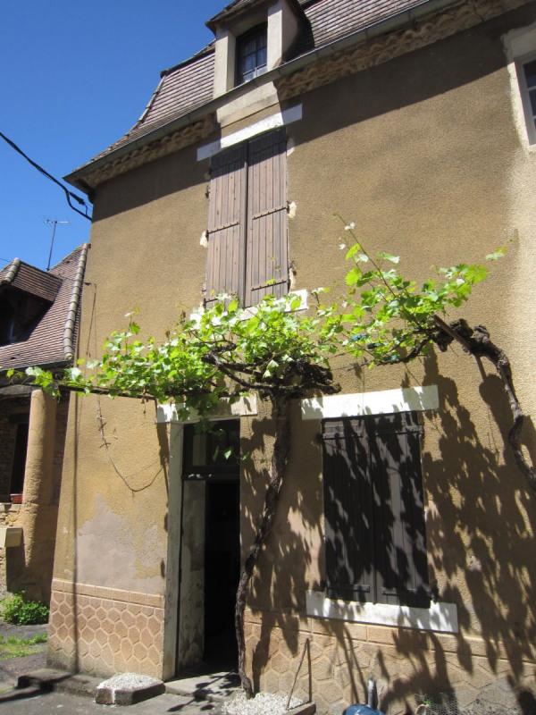 Sale house / villa Siorac-en-perigord 44000€ - Picture 2