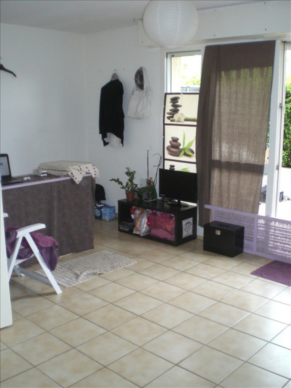Rental apartment Prevessin-moens 595€ CC - Picture 1