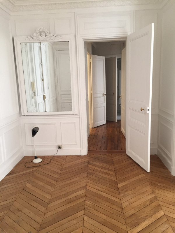 Rental apartment Paris 17ème 3300€ CC - Picture 4