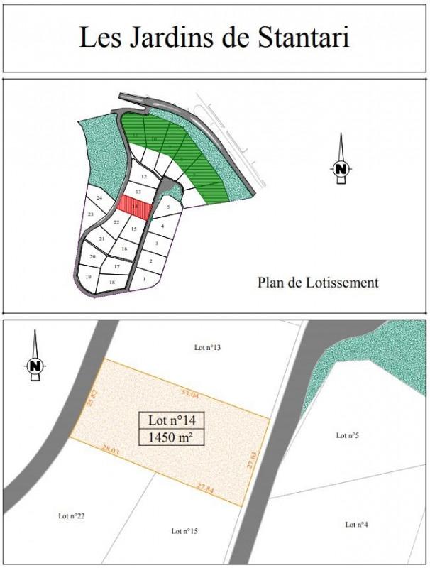 Vente terrain Sartène 109000€ HT - Photo 3