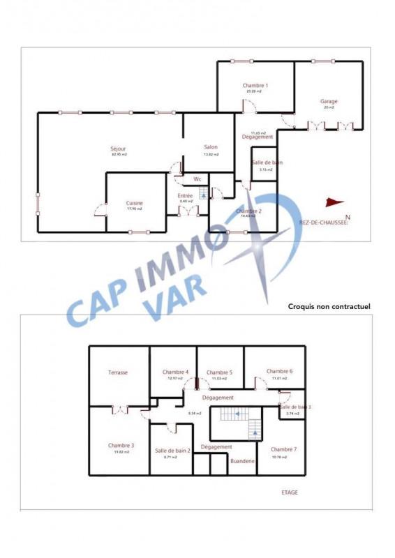 Vente de prestige maison / villa Signes 560000€ - Photo 17