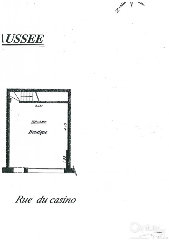Revenda armazém Deauville 199000€ - Fotografia 3