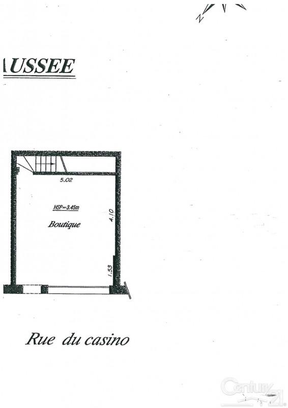 Sale empty room/storage Deauville 199000€ - Picture 3