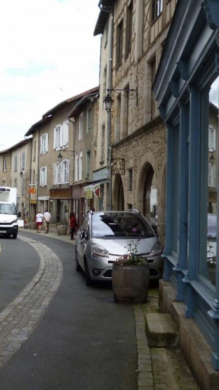 Sale building St leonard de noblat 50000€ - Picture 1