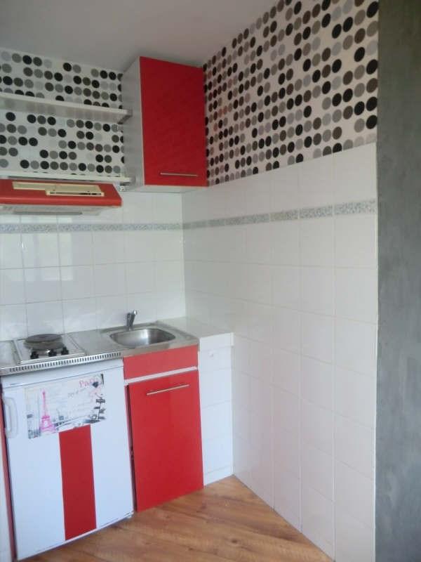 Sale apartment Coye la foret 107000€ - Picture 4