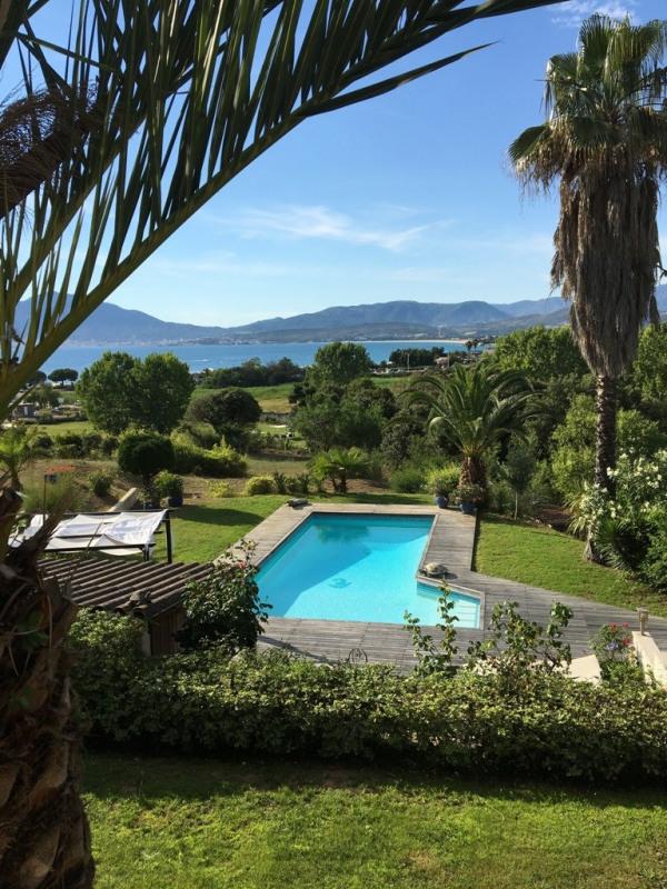 Deluxe sale house / villa Porticcio 1700000€ - Picture 1