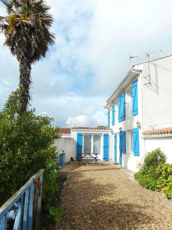 Alquiler vacaciones  casa Saint-palais-sur-mer 800€ - Fotografía 1