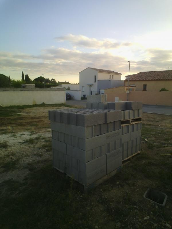 Sale site St just 130000€ - Picture 1