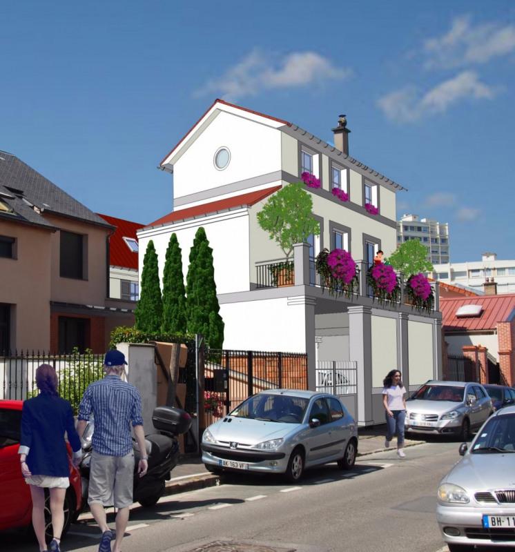 Revenda casa Maisons alfort 699000€ - Fotografia 1