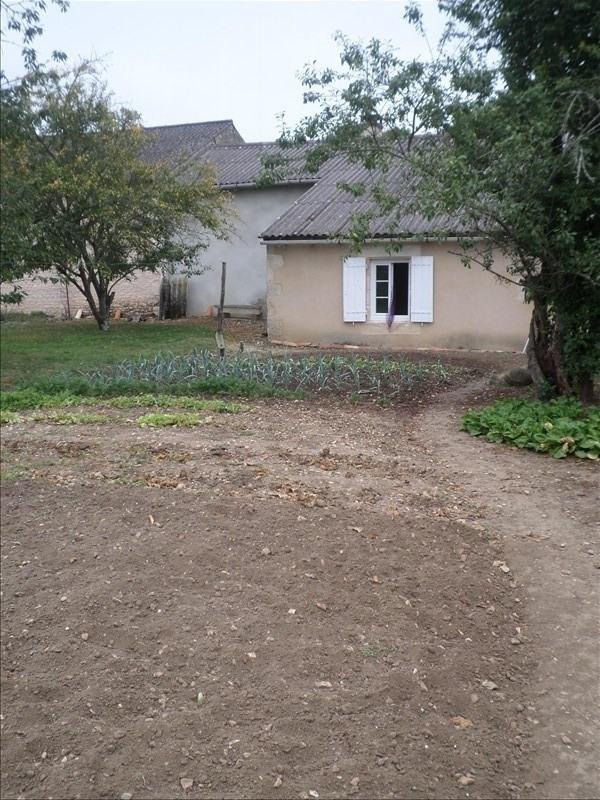 Vente maison / villa Civaux 77000€ - Photo 2