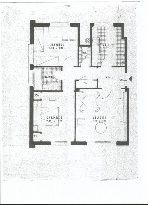 Sale apartment Versailles 339000€ - Picture 5