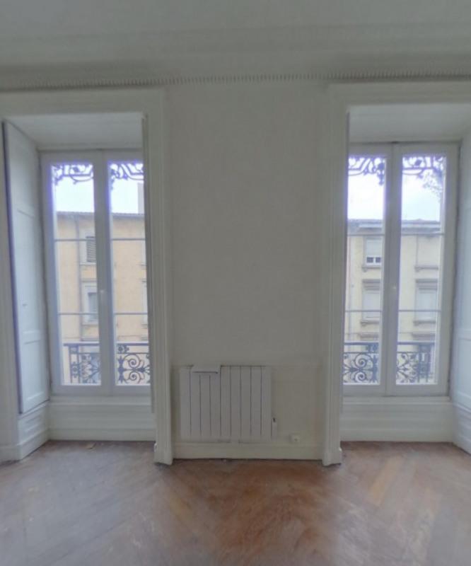 Venta  apartamento Lyon 7ème 235000€ - Fotografía 1
