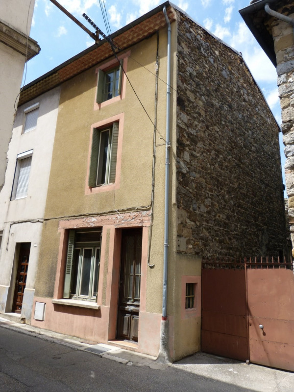 Vente maison / villa St vallier 49 000€ - Photo 1