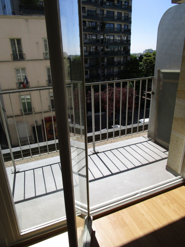 Rental apartment Paris 20ème 976€ CC - Picture 7