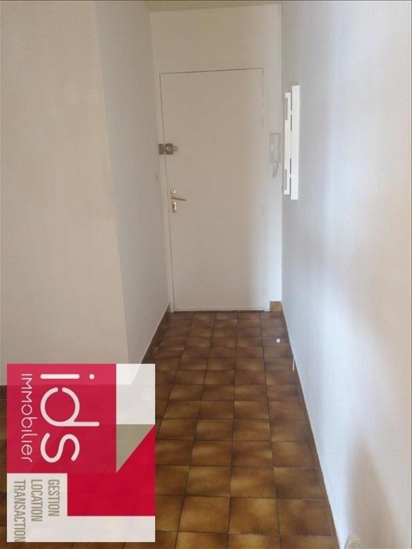 Rental apartment Allevard 410€ CC - Picture 5
