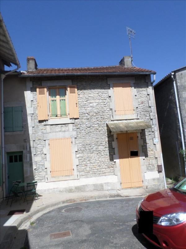 Vente maison / villa Lussac les chateaux 43500€ - Photo 1