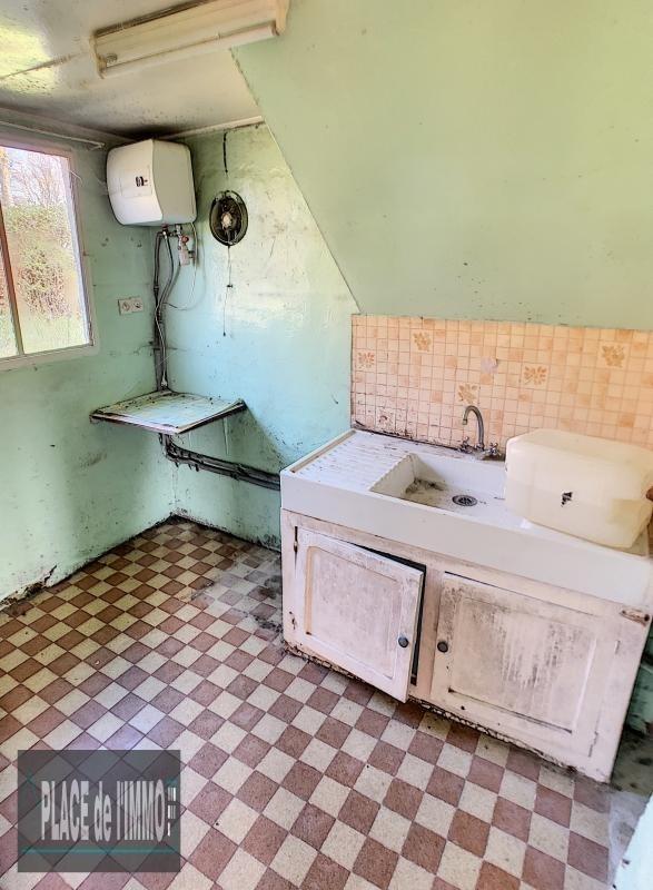 Vente maison / villa Oisemont 45000€ - Photo 9