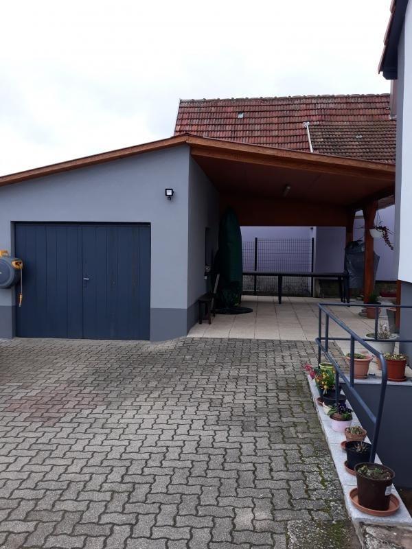 Venta  casa Gumbrechtshoffen 205000€ - Fotografía 10