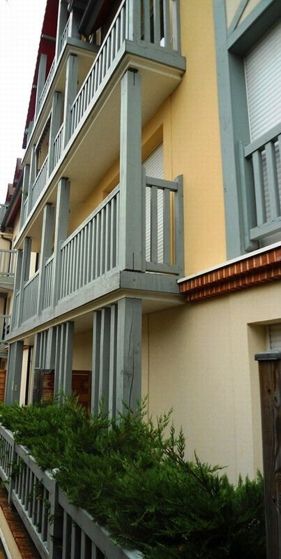 Sale apartment Deauville 199 000€ - Picture 1