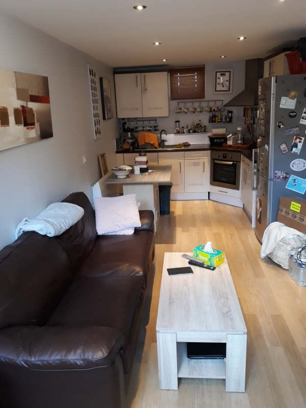 Vente appartement Pontoise 127 800€ - Photo 2