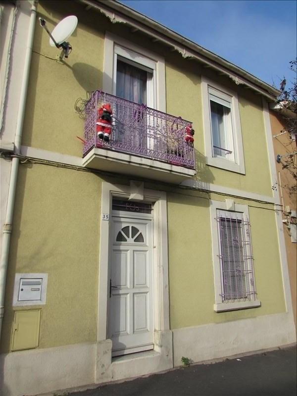 Sale house / villa Beziers 123000€ - Picture 1