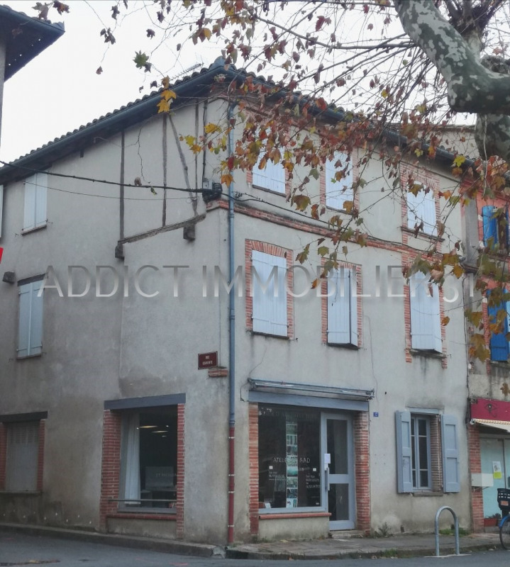 Produit d'investissement immeuble Rabastens 274300€ - Photo 1