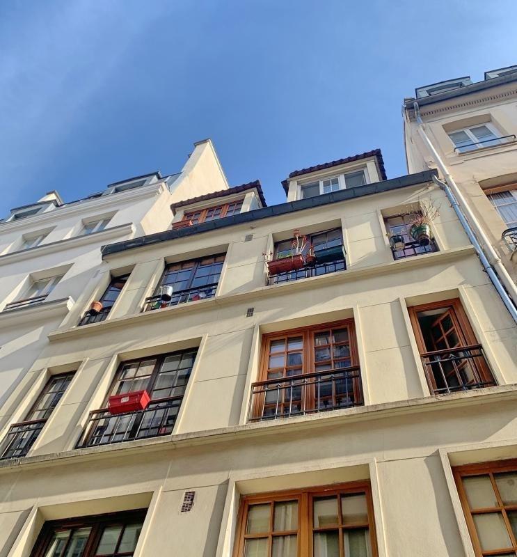 Investment property apartment Paris 3ème 165000€ - Picture 1