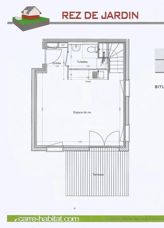 Venta  apartamento Erstein 229000€ - Fotografía 3