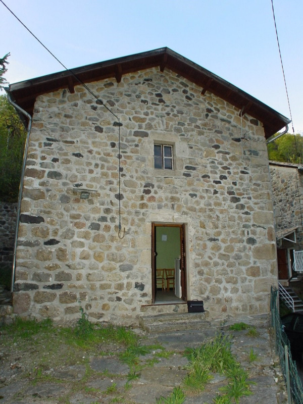 Sale house / villa Lachapelle sous chaneac 54 500€ - Picture 1