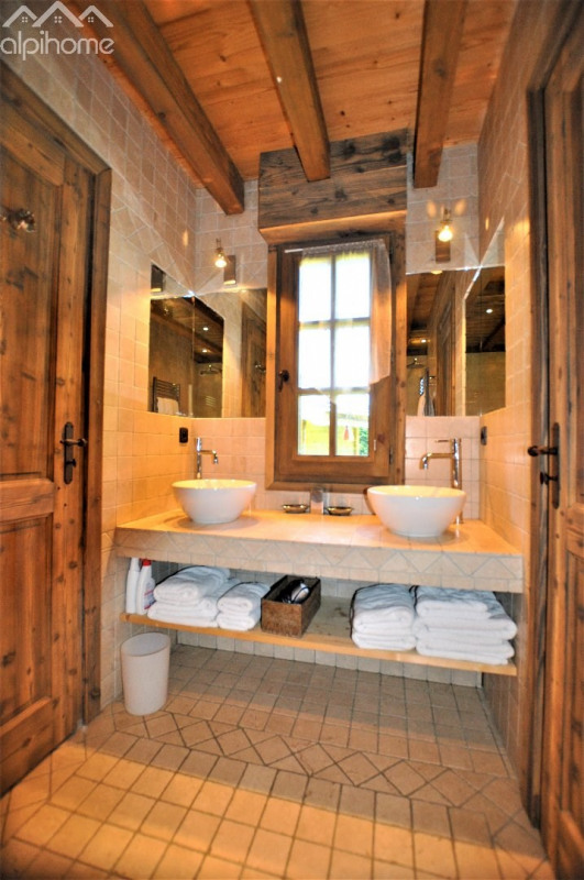 Deluxe sale house / villa Megeve 1 390 000€ - Picture 8