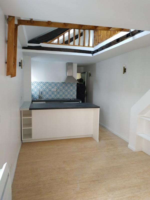 Location appartement Paris 3ème 1068€ CC - Photo 3