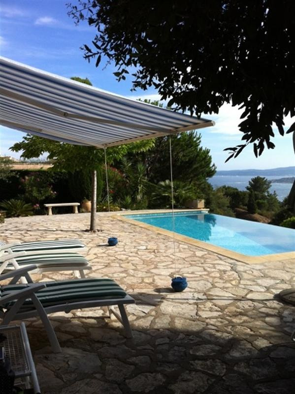 Vacation rental house / villa Les issambres 980€ - Picture 2