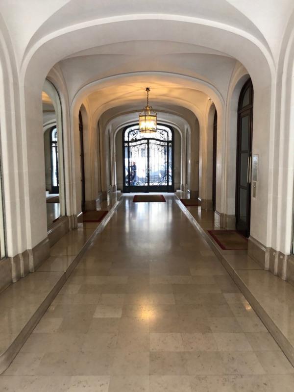 Rental apartment Paris 17ème 530€ CC - Picture 9
