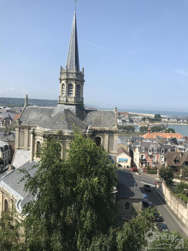 Venta  apartamento Trouville sur mer 235000€ - Fotografía 11