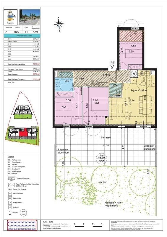 Vente appartement Les issambres 528600€ - Photo 3