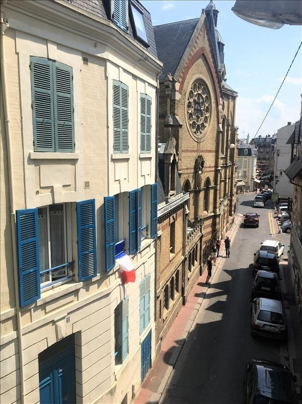 Vente appartement Trouville sur mer 113 400€ - Photo 1