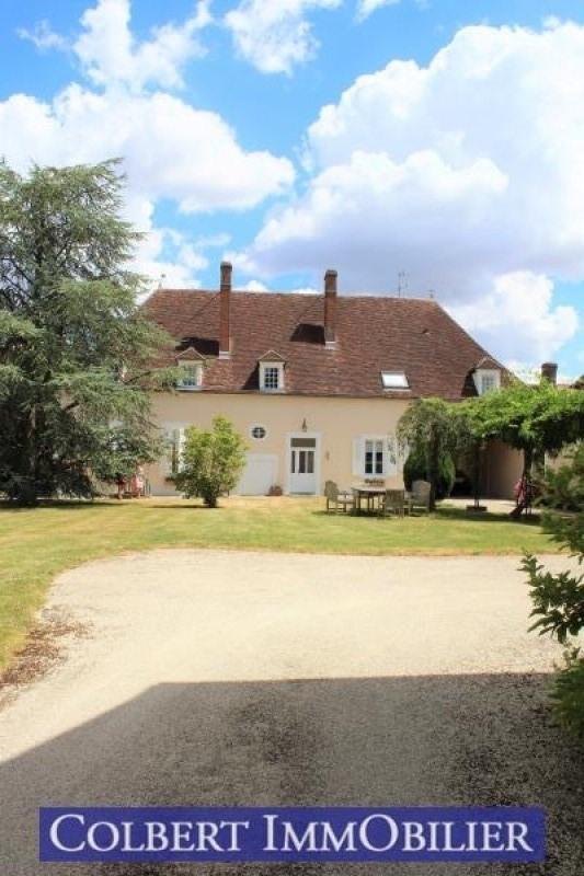 Deluxe sale house / villa Auxerre 583000€ - Picture 2