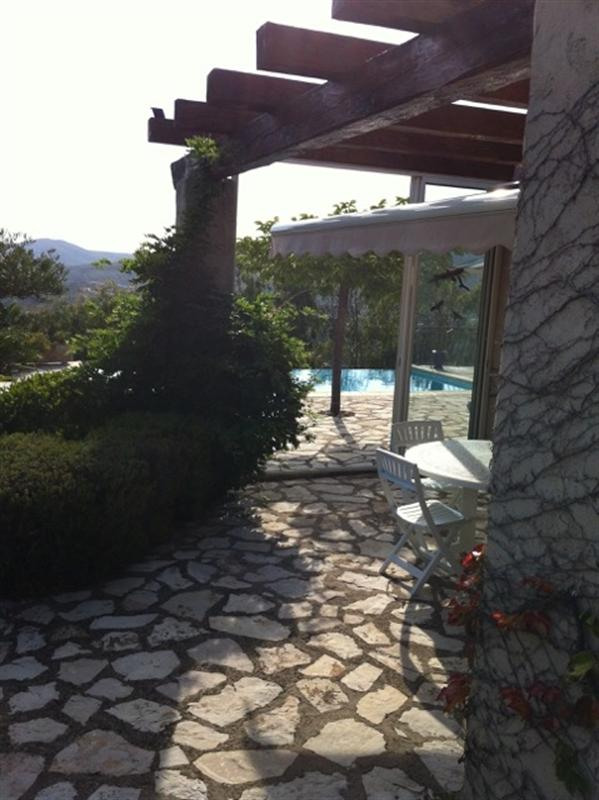 Vacation rental house / villa Les issambres 980€ - Picture 13