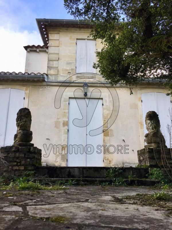 Vente maison / villa Macau 550000€ - Photo 1