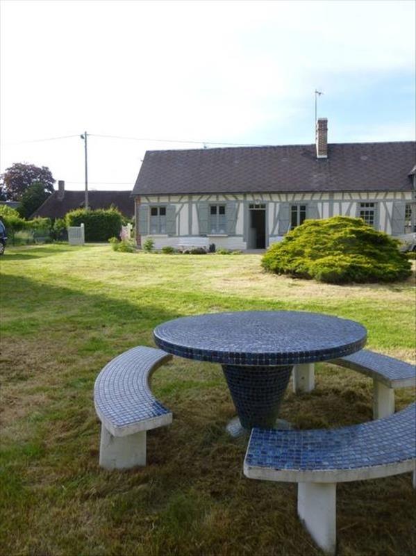 Sale house / villa Breteuil sur iton 149000€ - Picture 1