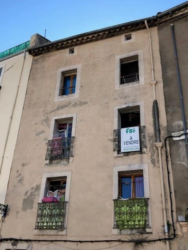 Vente immeuble Beziers 130 000€ - Photo 1