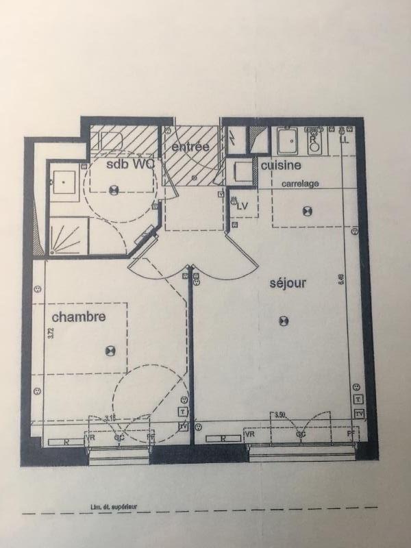 Location appartement Puteaux 1300€ CC - Photo 5