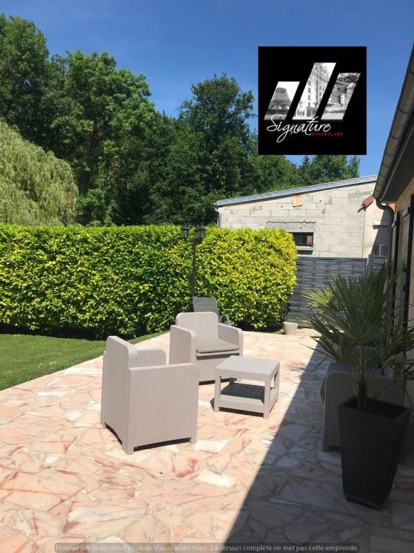 Vente maison / villa Seugy 339000€ - Photo 2