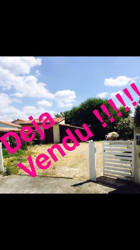Sale site St loubes 75000€ - Picture 1