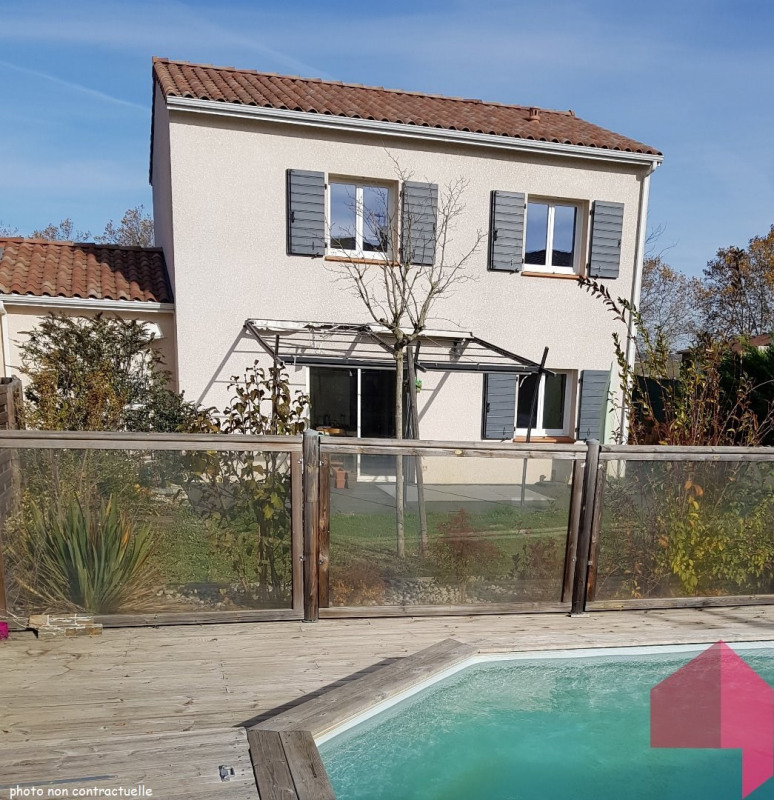 Sale house / villa Ayguesvives 315000€ - Picture 1
